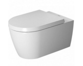 DuraStyle Wand-WC Duravit Rimless® Set