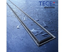 "TECE Drainline Duschrinne Komplettset - Fliesenmulde ""Plate"""