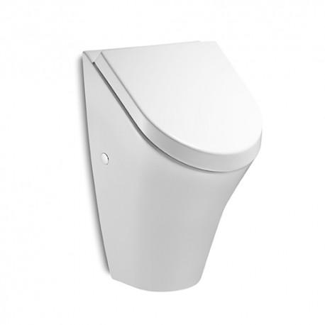 Nexo Roca - Urinal Zulauf von hinten mit Absenkautomatik-Deckel